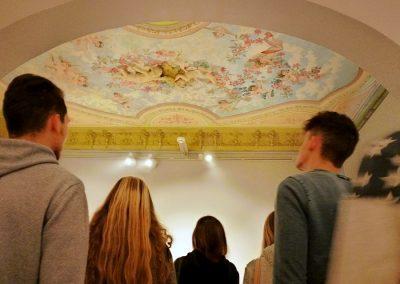 Wizyta uczniów Polskiej Szkoły Społecznej im. św. Jana Pawła II w Grodnie