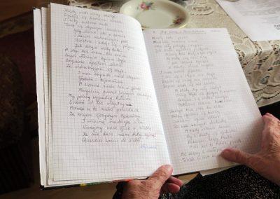 Uwieczniliśmy piękne wiersze Sybiraczki, Pani Heleny Fajkowskiej. Pracujemy nad serwisem www.SYBIRAK.pl