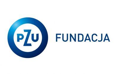 Nasze działania wspiera Fundacja PZU